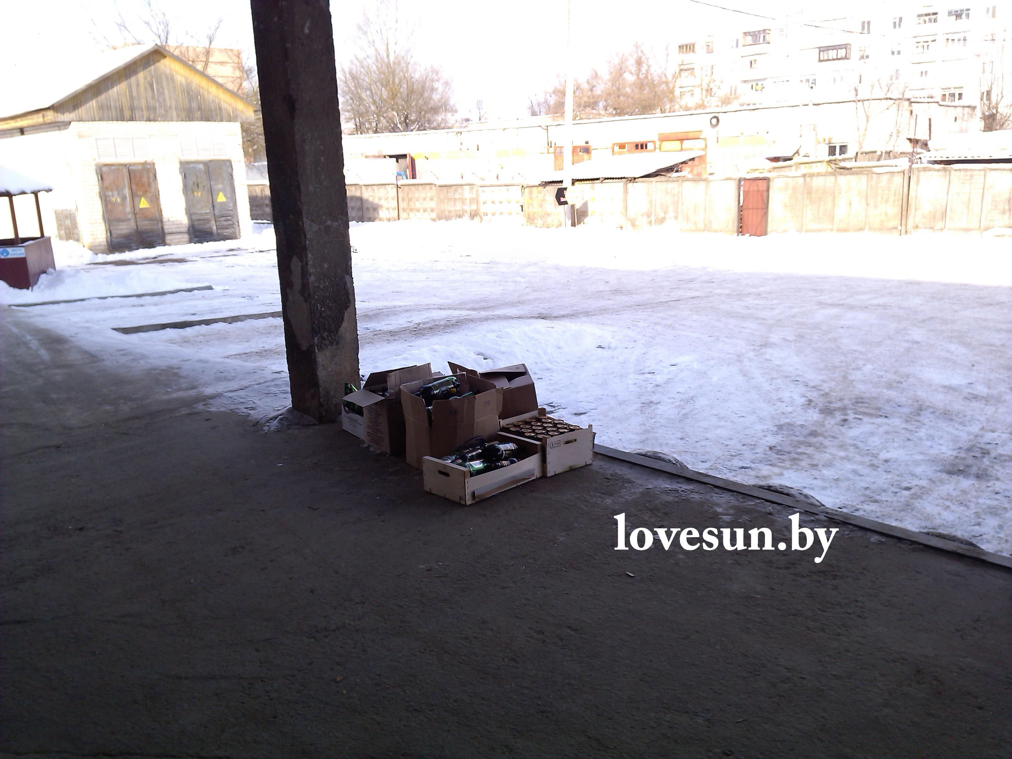 Хайнекен Светлогорск, lovesun.by