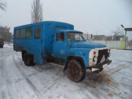 ГАЗ-53 Светлогорской птицефабрики http://lovesun.by