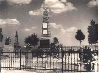 памятник жертвам холокоста в Паричах Светлогорск lovesun.by