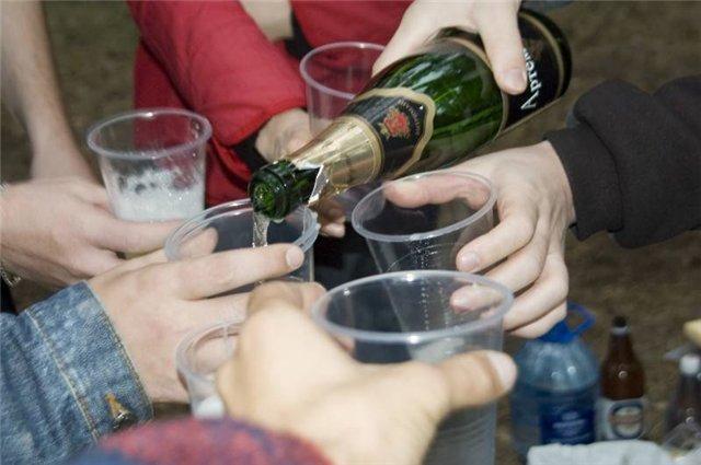 Шампанксое, праздник, застолье