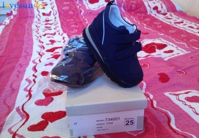 детская обувь кросовки