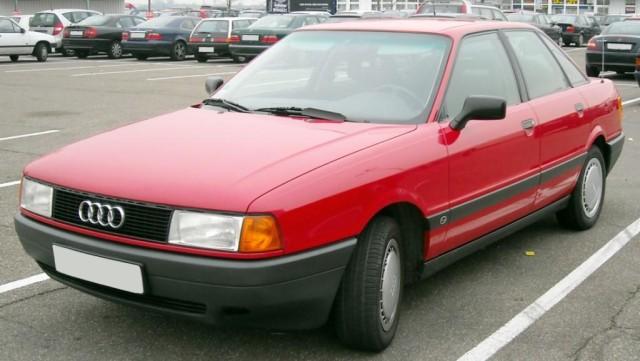 Автомобиль Audi 80 (ауди, Б3)