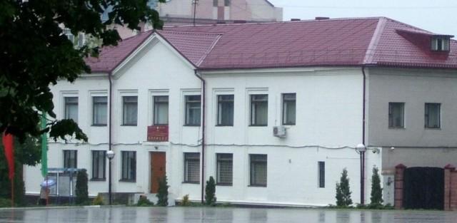 Здание Светлогорского РОВД, криминал, милиция
