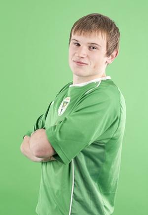 Дмитрий Ахраменко, футболист