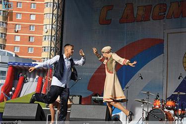 День города-побратима Светлогорска - Ивантеевки