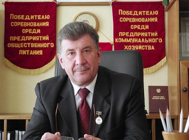 Иван Иванович Калупахо, директор КЖУП Светочь, коммунальное, человек