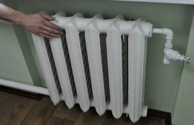 Отопление, тепло, батарея, трубы