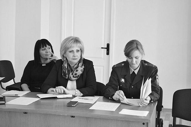 семинар со специалистами социально-педагогических учреждений образования района, подростковая преступность и ее причины