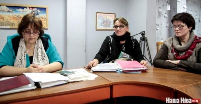 Ирина Моцная, Надежда Дударенко и Елена Кашина, женщины, приёмные матери