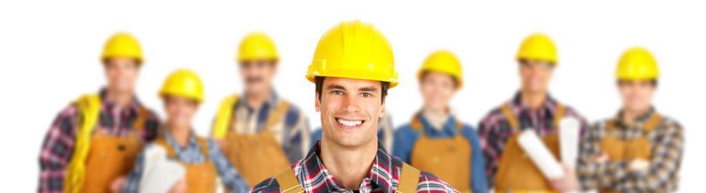 Рабочий, человек, каска