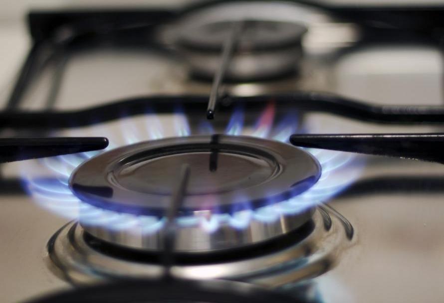 газовая горлка кухонной плиты, комфорка