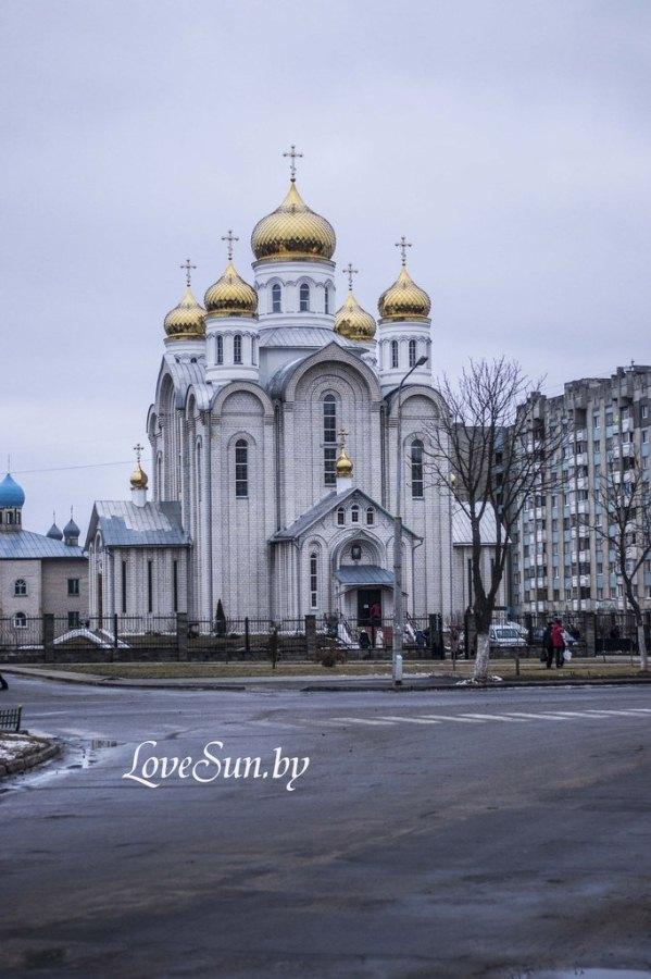 Крещенские морозы в Паричах 19.01.2015 9