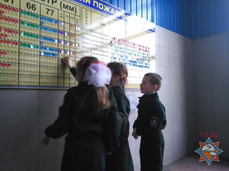 МЧС, ПАСЧ-2, Дети 21.01.2014 2