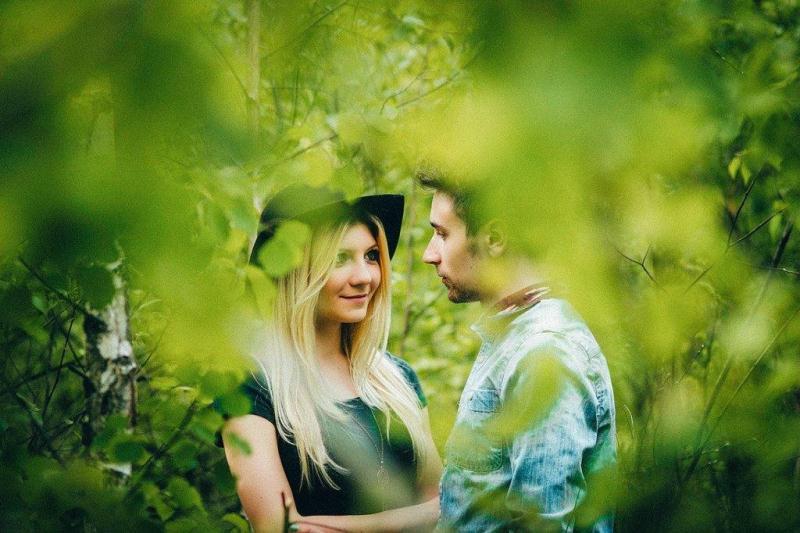 мужчина и женщина лавстрои, любовь