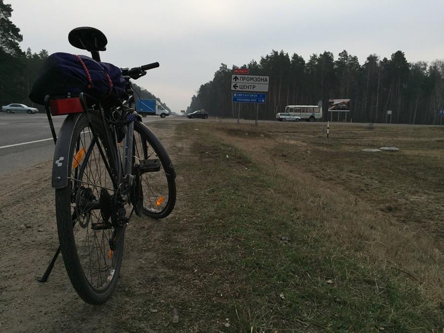 021 велопоездка в Мозырь 28.03.2014