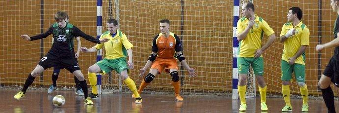 Мини-футбол Столица-ЦКК, 4 марта 2015 3