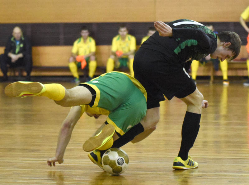 Мини-футбол Столица-ЦКК, 4 марта 2015