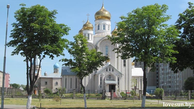Светлогорск церковь