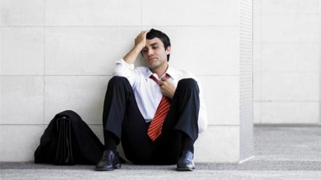 безработный, мужчина, человек