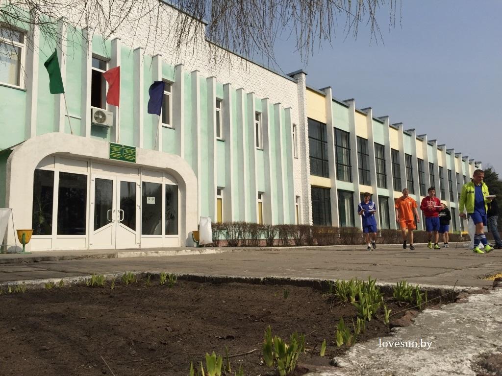 спорткомплекс ЦКК, ДЮСШ 2 26 марта 2015 2
