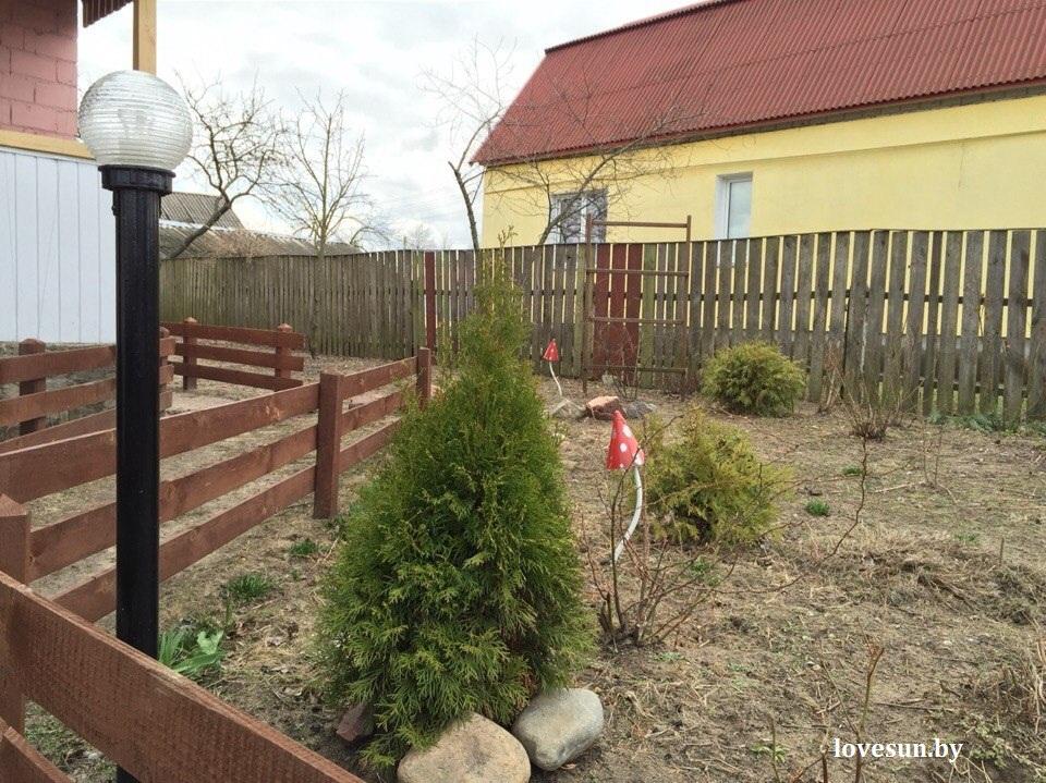 03.04.2015 домовладение в Чирковичах 14