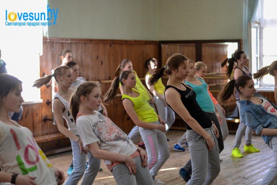 04.04.2014 студия танца ритм 5