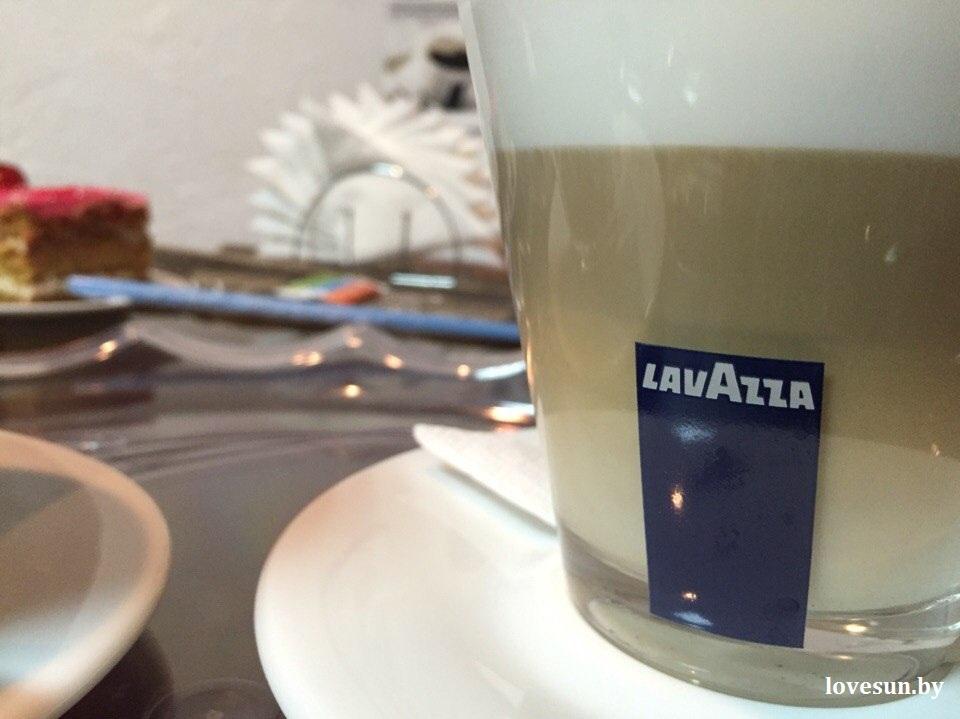 04.04.2015 кофейня в саргис сервисе 2 лавацца