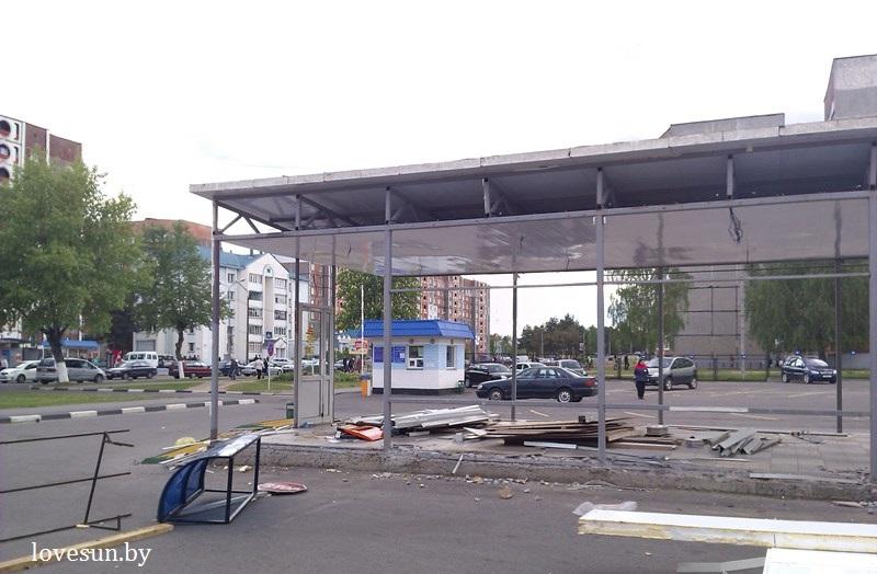 Анженко 2014, начало реконструкции 2