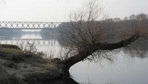 река, березина