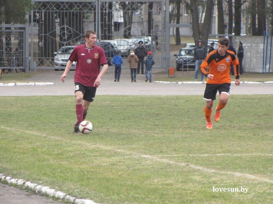 Химик-Слуцк, футбол 4 апреля 2015, бумажник 4
