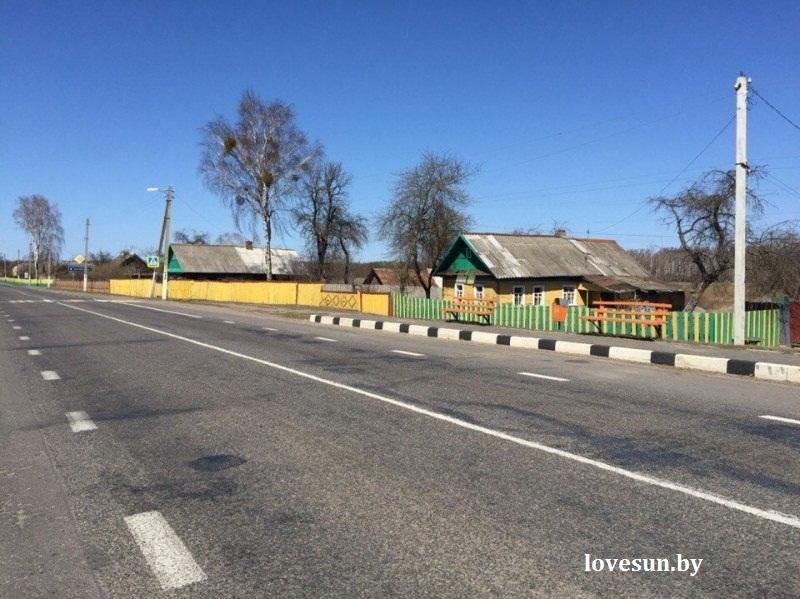 Ракшин, автобусная остановка 2