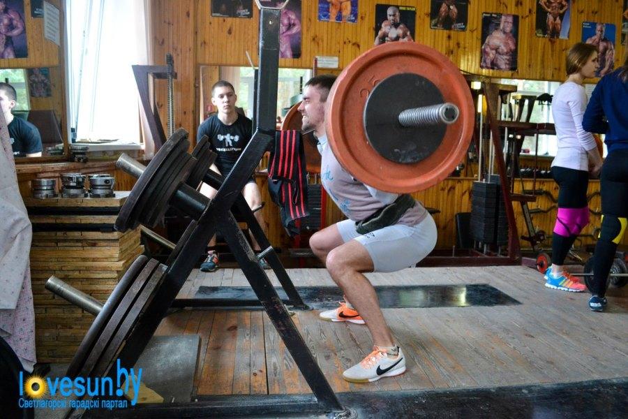 Тренажёрный зал мужской 06.04.2015, спорт 6