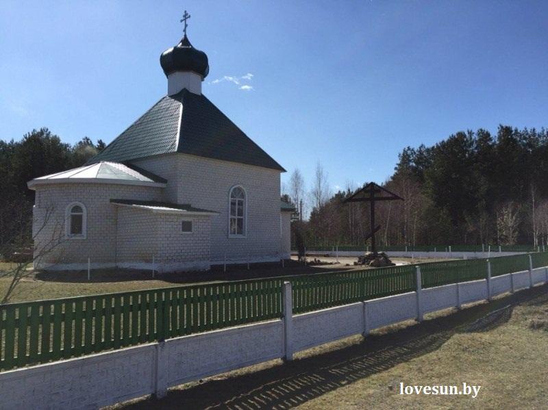 церковь в Чирковичах