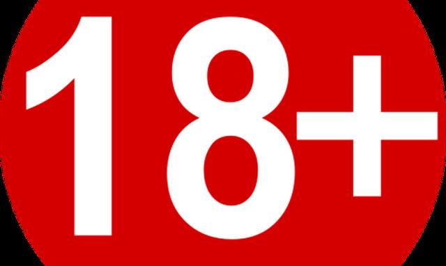 ограничение 18 плюс