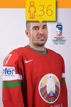 Алексей Калюжный, хоккеист