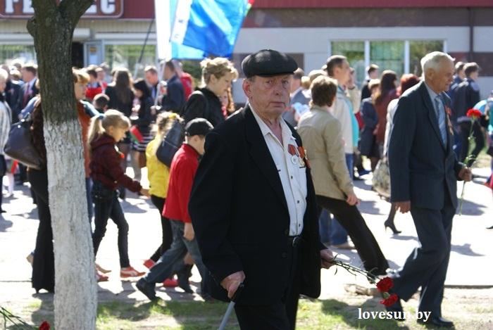 День победы 2015 дедушка