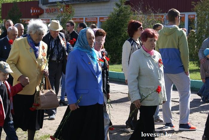 День победы 2015 бабушки