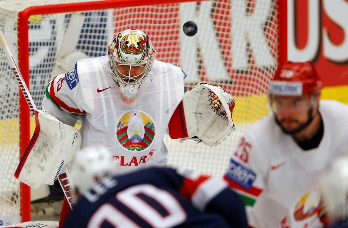 Кевин Лаланд, хоккей, спорт, воротарь