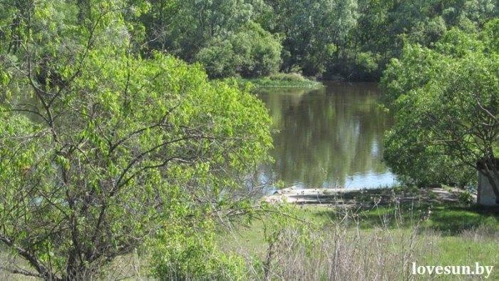 Стужки река Березина
