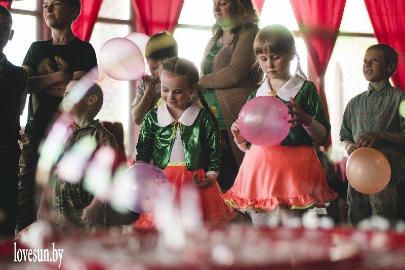 Детское мероприятие в Ксарте 5