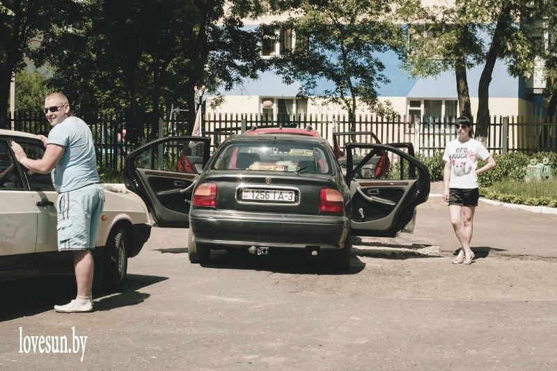 Детское мероприятие в Ксарте автоканал