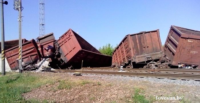 Катастрофа поезд жд 3