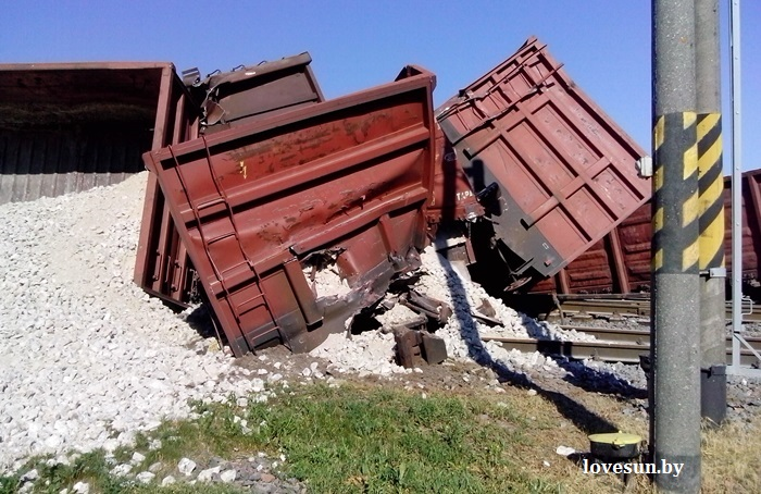 Катастрофа поезд жд 5