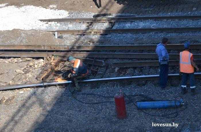 Восстановление железной дороги 2
