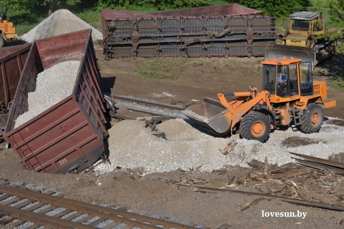 Восстановление железной дороги 3