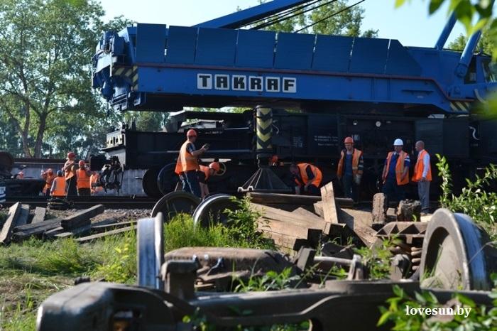 Восстановление железной дороги 7