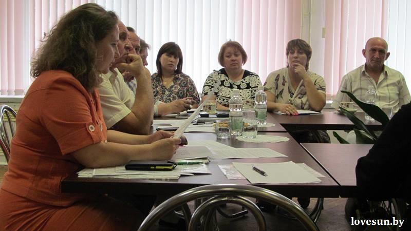 встреча инывлидов колясочников (2)