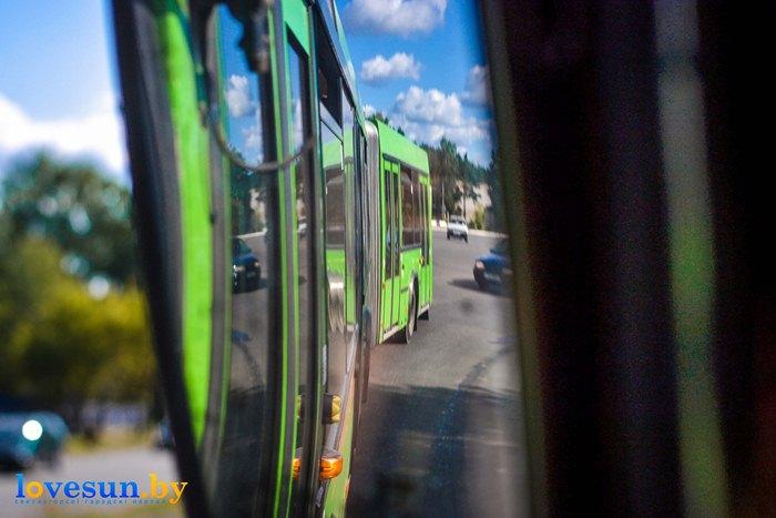 АП 5 автобус зеркало