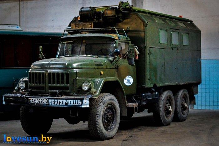 АП 5 автомобиль техпомощи ЗИЛ 131