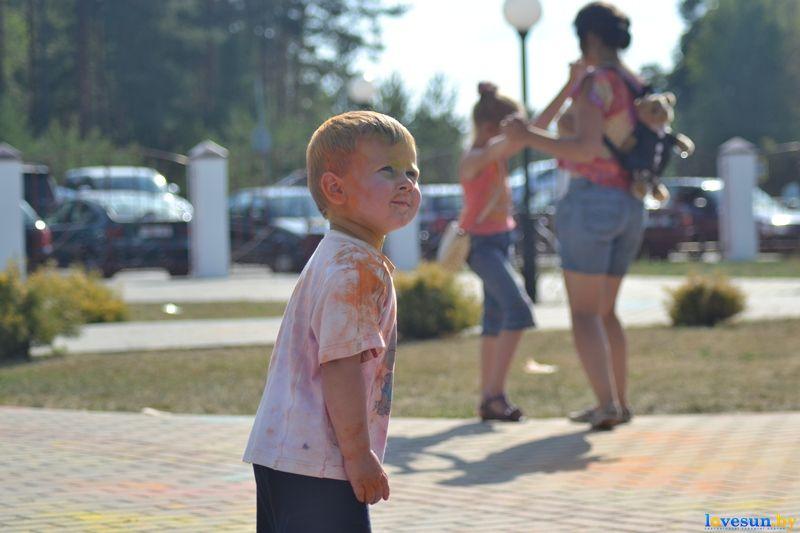 Фестиваль красок Холи 23.08.2015(3)